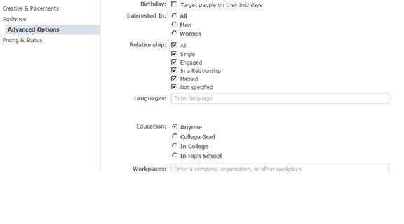 כלי שיווק בפייסבוק - Power Editor