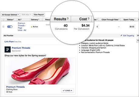 קמפיין שיווק בפייסבוק לעסקים