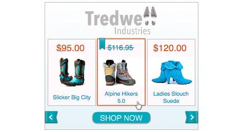 דוגמה לקמפיין רימרקטינג. מתוך: thinkwithgoogle.com