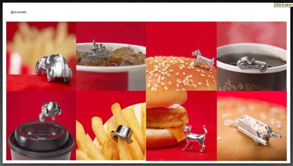 פרסום באינסטגרם - דוגמה לקמפיין מיתוג
