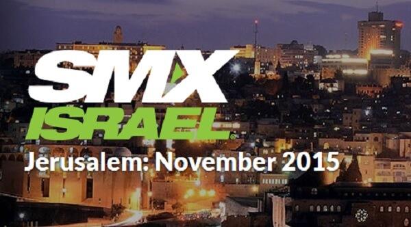 SMX ISRAEL 2015
