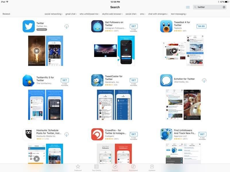 קידום אפליקציות באפסטור של אפל