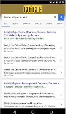 גוגל rich cards לקורסים