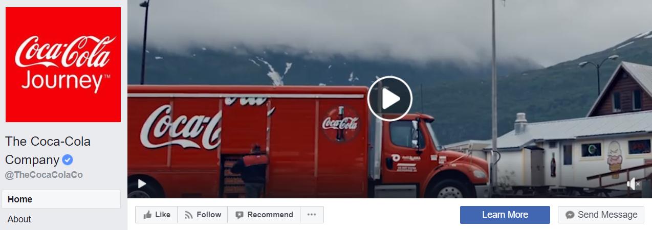 וידאו קאבר בפייסבוק - דוגמה