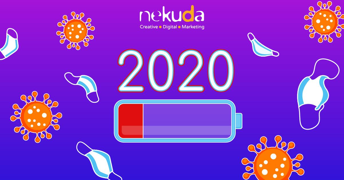 סיכום שנת 2020 בשיווק דיגיטלי