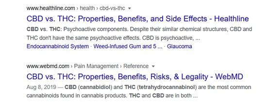 cbd vs thc - תוצאות חיפוש